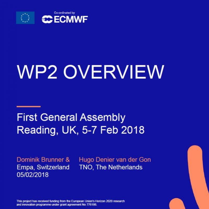 CHE General Assembly WP2