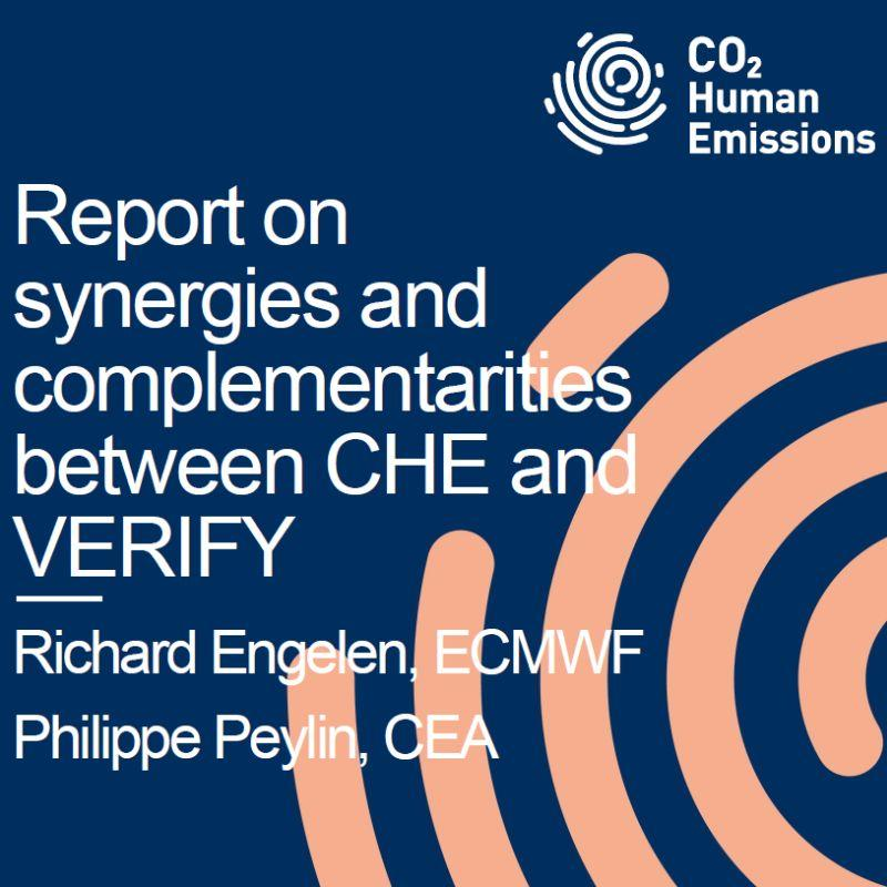 D6.6 Report on synergies and complementarities between CHE and VERIFY
